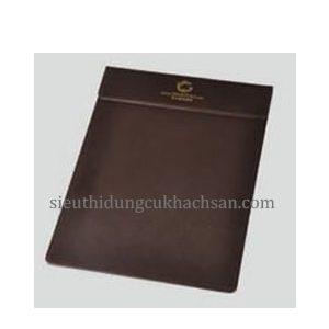 bìa kẹp giấy ghi chú-dụng cụ khách sạn Tín Phát TP695050-min