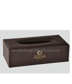 hộp đựng khăn giấy chữ nhật-thiết bị khách sạn Tín Phát TP695055-min