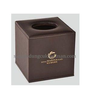 hộp đựng khăn giấy vuông-thiết bị khách sạn Tín Phát TP695056-min
