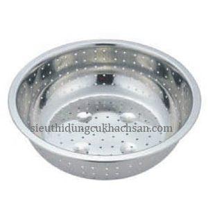 rổ inox lỗ nhỏ(thưa)-dụng cụ khách sạn Tín Phát TP696055-min