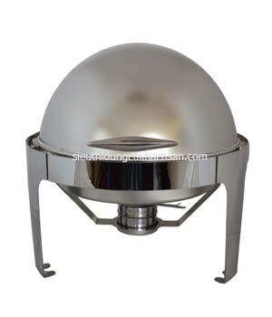 nồi hâm buffet hình tròn-thiết bị buffet TP697003-min
