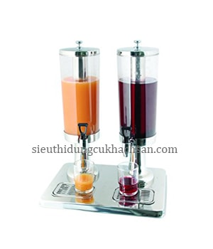 bình đựng nước trái cây 2 ngăn inox - thiết bị buffet TP697053-min
