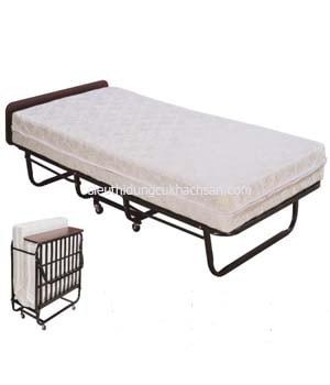 giường phụ khách sạn độ dày nệm 20 cm, thiết bị nhà hàng khách sạn tín phát