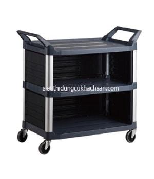 Xe phục vụ thức ăn 3 tầng - Mã hàng : TP_680111