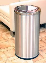 thùng rác nắp lật làm bằng inox - Hotline đặt hàng 0987.940.752