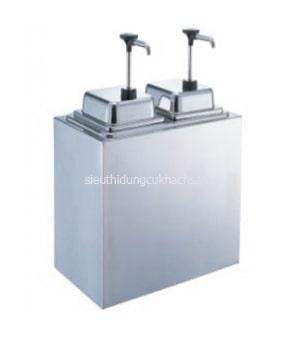 Bình tương inox 2 vòi - TP697084