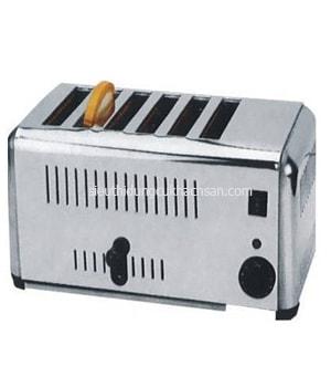 máy nướng bánh mỳ băng chuyền sandwich
