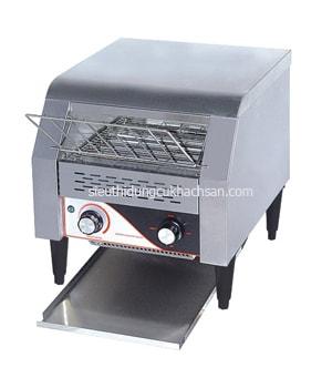 máy nướng bánh mỳ băng chuyền
