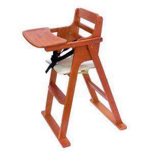 Ghế trẻ em trong nhà hàng(ghế gỗ)