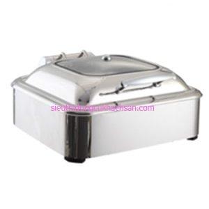 Nồi hâm nóng buffet vuông TPLH-003