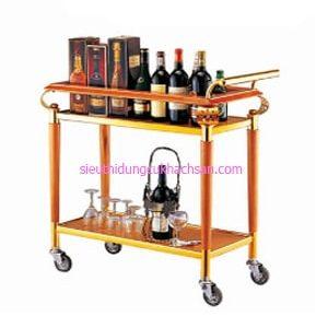 Xe đẩy rượu TPXD0009