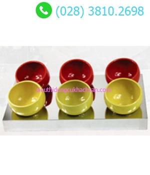 Bộ tô trưng bày buffet TPZ-03108