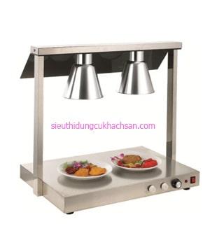 Đèn hâm nóng thức ăn 2 bóng - TPD081