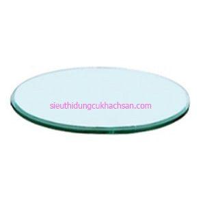 Mặt kính tròn bàn ăn 80cm TPMK10011