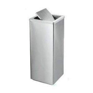 Thùng rác inox nắp lật TP692119 - Hotline đặt hàng: 0987.940.752