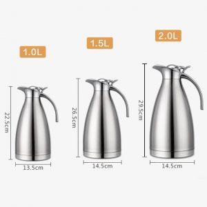 Bình giữ nhiệt inox 1.5L - TPB697087