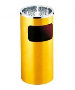 Thùng rác inox gạt tàn thuốc TP692111 - Hotline đặt hàng: 0987.940.752
