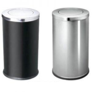 Thùng rác inox nắp lật TP692129 - Hotline đặt hàng: 0987.940.752