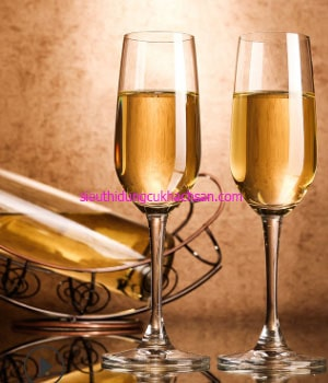 Ly Uống Rượu Champagne - Ocean Classic Flute Cao Cấp
