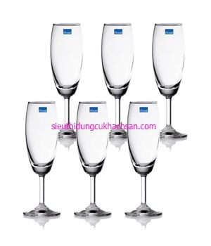 Ly Uống Rượu Champagne - Ocean Classic Flute Cao Cấp TP_1501F07-min