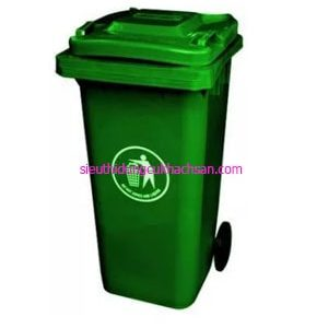 Thùng rác công cộng nhựa 120l đến 240l