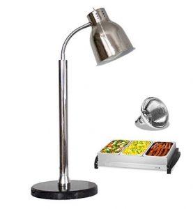Đèn giữ nóng thức ăn 1 bóng
