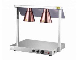 Đèn hâm nóng thức ăn giá rẻ