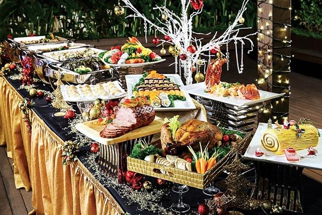 Dụng cụ trang trí tiệc buffet