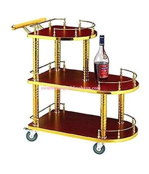 Xe Đẩy Rượu Cao Cấp - TPXD12