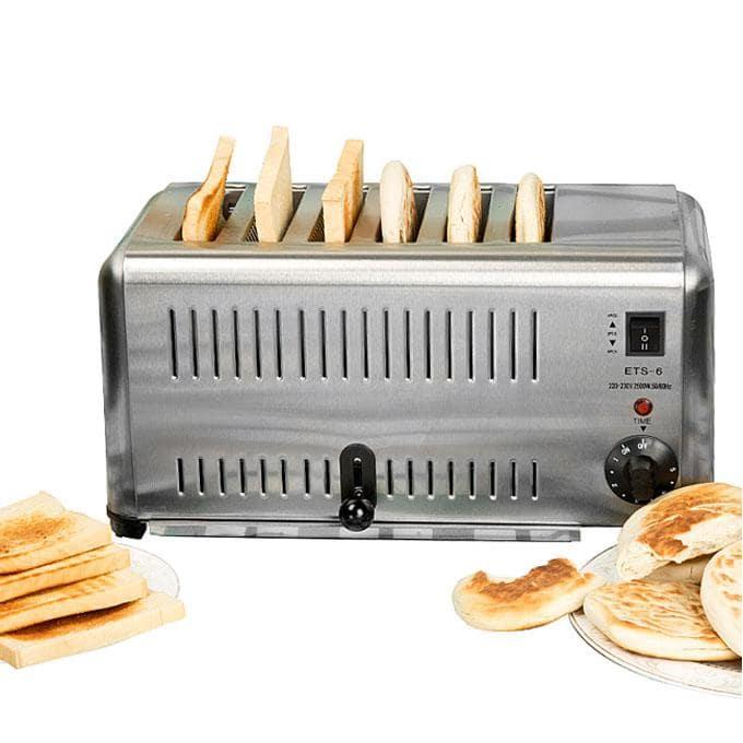 Máy nướng bánh mì sandwich - TP006