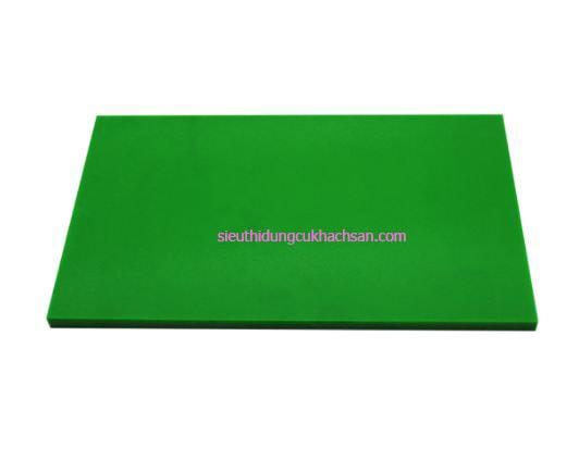 Thớt nhựa xanh lá -TP696320