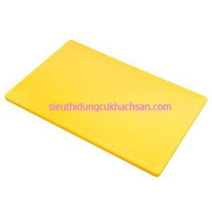 Thớt nhựa màu vàng -TP696322