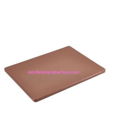 Thớt nhựa cao cấp màu nâu -TP696323