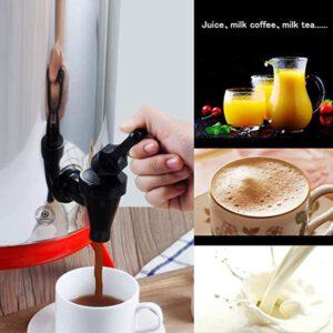 Vòi bình ủ trà sữa
