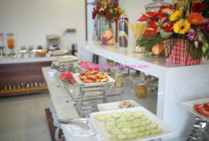Các dụng cụ trang trí tiệc buffet