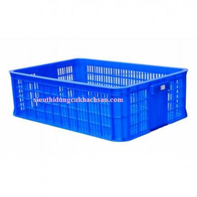 Sóng nhựa hở kích thước 610 x 420 x H 150 mm