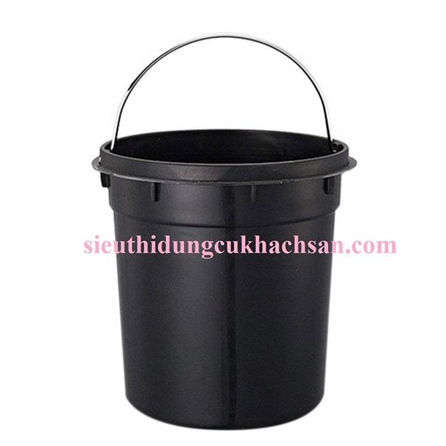 Khay chứa thùng rác đạp chân 12L