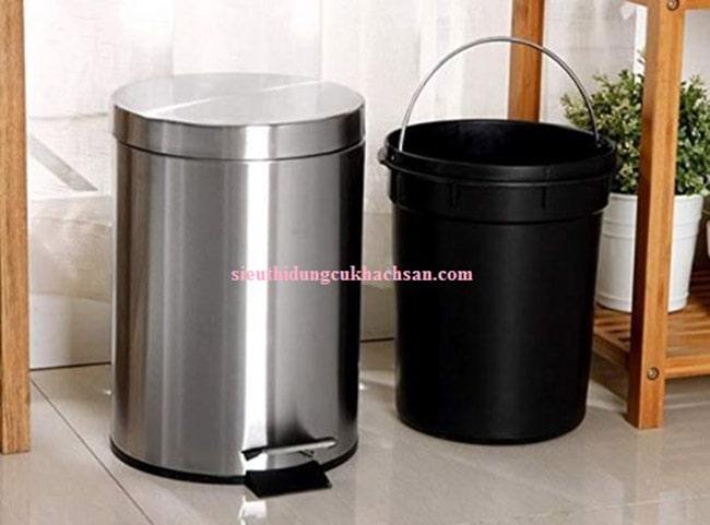 Các bộ phận thùng rác đạp chân 8L