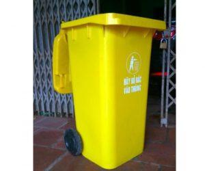 Thùng rác 240L giá rẻ