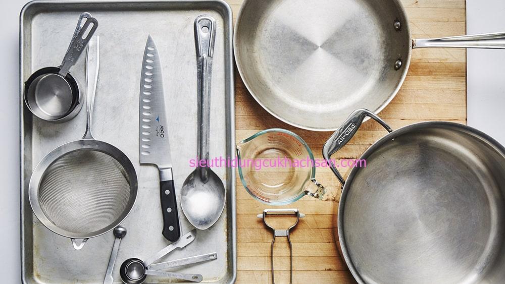 Các dụng cụ nấu ăn cơ bản