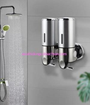 Bình đựng nước rửa tay gắn tường giá rẻ tại tphcm