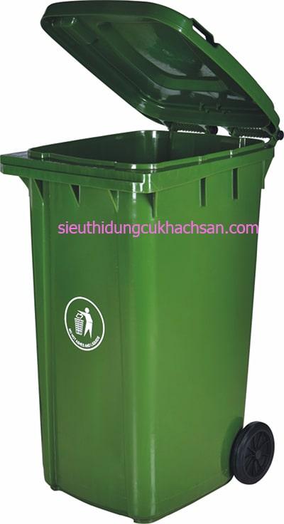 Thùng rác công nghiệp 100 lít