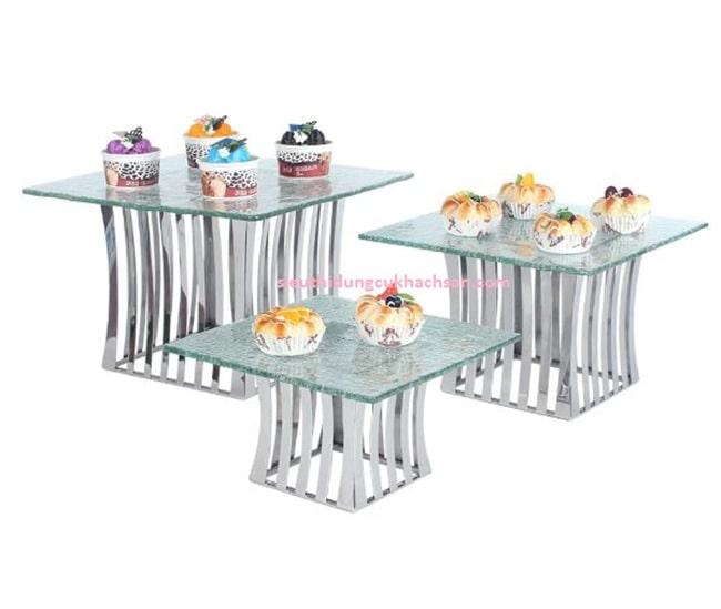 Đế để món ăn buffet - TP7187