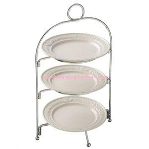 Giá để bánh 3 tầng - TP6108 dùng cho tiệc buffet