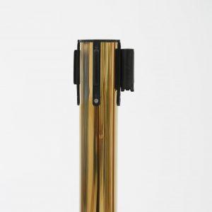 Cột chắn Inox vàng
