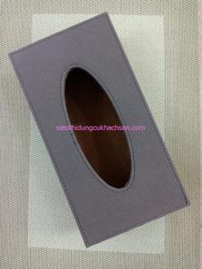Hộp đựng khăn giấy để bàn