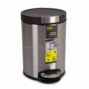 thùng rác inox 5 lít