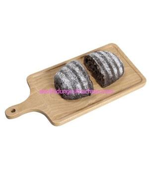 Khay đựng thức ăn bằng gỗ - TPHM0205