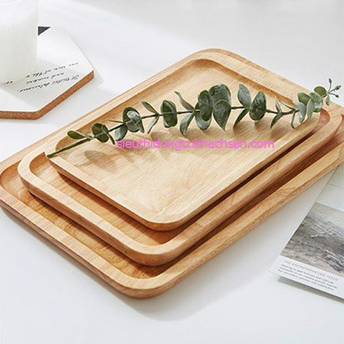 Khay trưng bày bằng gỗ