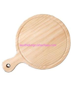 Thớt gỗ bày thức ăn - TPHM0210